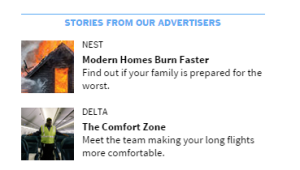 Misplaced Ads